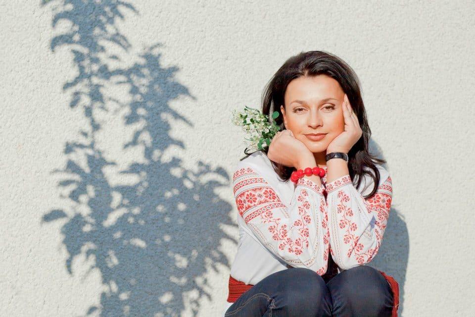 Тетяна Єремеєва підтримала змагання Доброволець